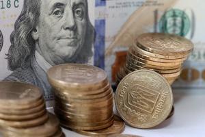 Narodowy Bank Ukrainy wzmocnił kurs hrywny do 24,14