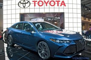 Toyota хоче досягти вуглецевої нейтральності до 2035 року