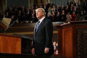 """Виступ Трампа у Конгресі скасували через """"шатдаун"""""""