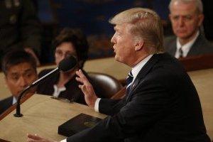 Белый дом настаивает на выступлении Трампа перед Конгрессом - СМИ