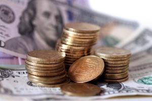 Narodowy Bank Ukrainy wzmocnił kurs wymiany hrywny do 25,04