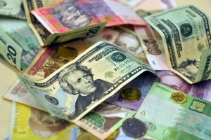 Narodowy Bank Ukrainy osłabił kurs wymiany hrywny do 25.32