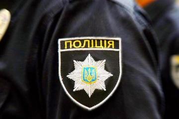 В Киеве двум мужчинам объявлено подозрение за порезанную агитпалатку