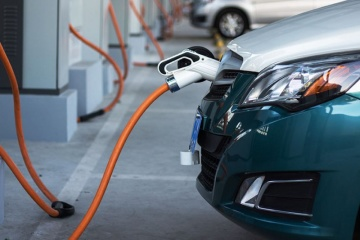 Ukrainian market of electric cars decreased by 11%, commercial vehicles - by 61%