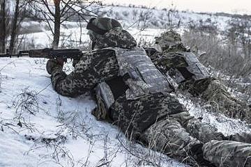 La ATO: Militantes atacaron con morteros cerca de Mariinka