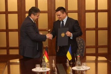 Ukraine, Germany sign agreement on labor activity of family members of diplomats