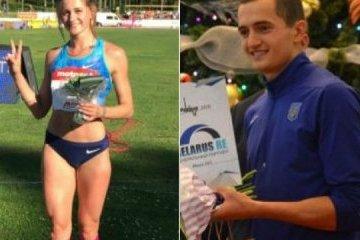 Lonskiy y Tabashnyk, mejores atletas de diciembre en Ucrania