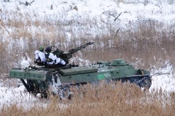 Donbass : la trêve violée à 8 reprises, 1 militaire ukrainien tué et 4 autres blessés
