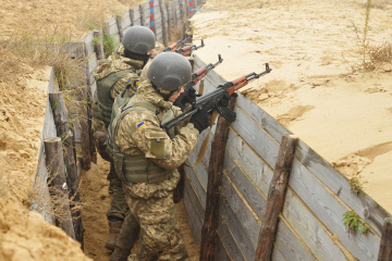 Coronavirus : Huit nouveaux cas signalés dans les Forces armées de l'Ukraine
