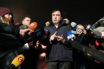 Le Service des garde-frontières ukrainien confirme l'expulsion de M.Saakashvili