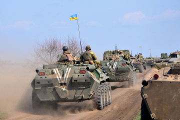 Ukraine's Armed Forces received 1,400 modernized units of arms and military equipment in 2017