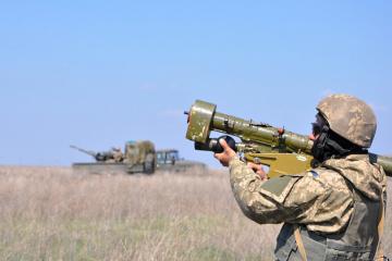 Ostukraine: Feind setzt Mörser ein