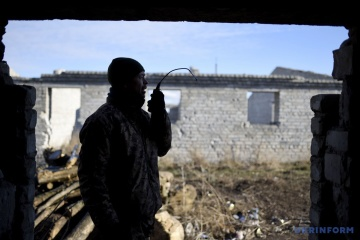 No casualties reported in Donbas over last day