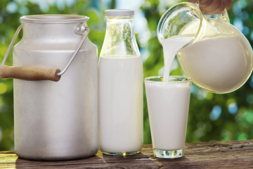 Expertos: Exportaciones ucranianas de productos lácteos en abril disminuyen en un 4,5%