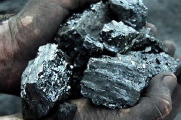 Ukraine reduced anthracite coal consumption by 54% in 2018