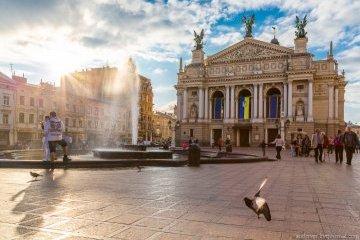 2017年利沃夫旅游收入超过6亿欧元