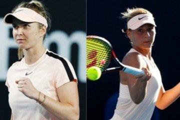 Ukrainisches Tennis-Duell bei Australian Open: Svitolina spielt gegen Kostyuk