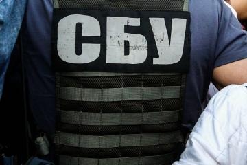 СБУ затримала підозрюваних у підпалі синагоги в Херсоні