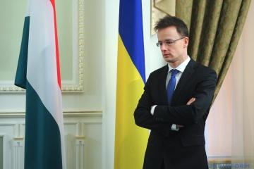 Szijjarto to visit eastern Ukraine in July