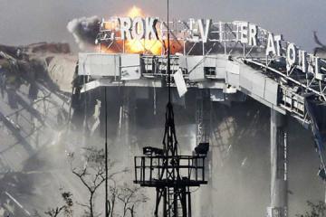 Ucrania conmemora la hazaña de los 'cíborgs'
