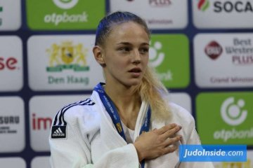 Daria Bilodid gana el Grand Prix de Judo en Túnez