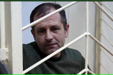 Volodymyr Baloukh continue sa grève de la faim et son état de santé empire