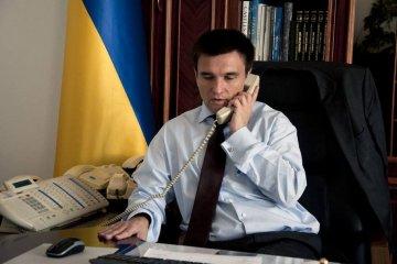 Pavlo Klimkine a diffusé ses voeux d'anniversaire pour Roman Souchtchenko (vidéo)