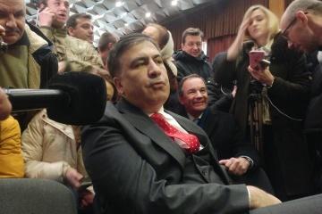 Partei von Saakaschwili nimmt an Parlamentswahlen teil
