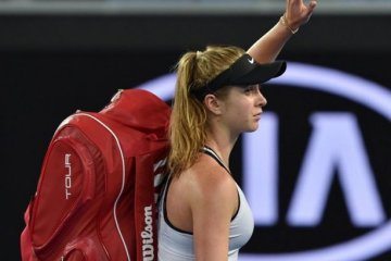 Svitolina pierde ante Mertens en los cuartos de final del Abierto de Australia
