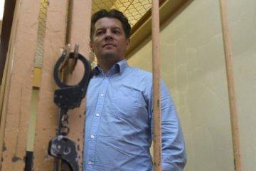 El cónsul visita a Súshchenko en la cárcel
