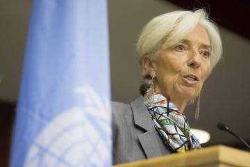 В Аргентині аварійно сів літак із главою МВФ - ЗМІ