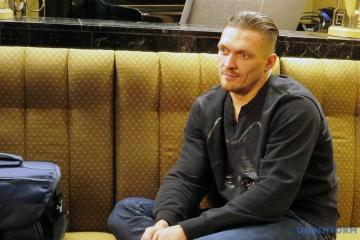Kampf Usyk - Takam wegen Verletzung des Ukrainers verlegt