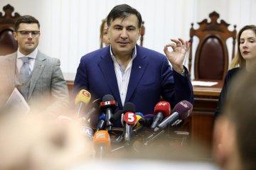 Zelensky met with Saakashvili – President's Office