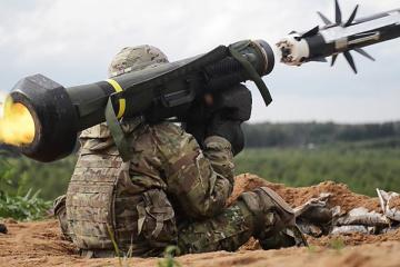 Poltorak: EE. UU. entregará Javelin a Ucrania ya este año