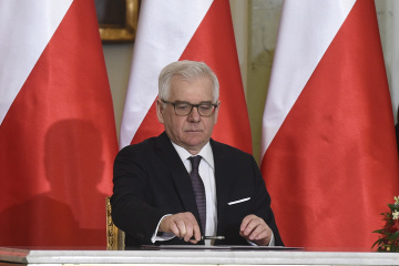Czaputowicz: Allies' solidarity with Ukraine crucial for European security