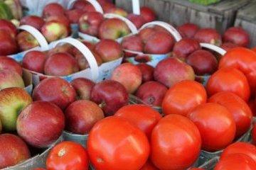 FAO: Manzanas y tomates ucranianos se exportarán a Malasia