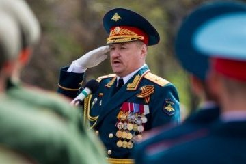 Militants confirm Russian general killed in Syria worked in Donbas - Reuters