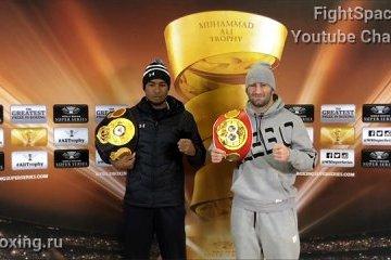 Boxen: Gassiev und Dorticos tauschen Blicke aus: Sieger boxt mit Usyk