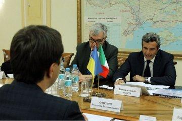 L'Italie aidera à lancer des lignes ferroviaires à grande vitesse en Ukraine