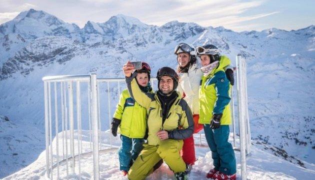 У швейцарських Альпах створили