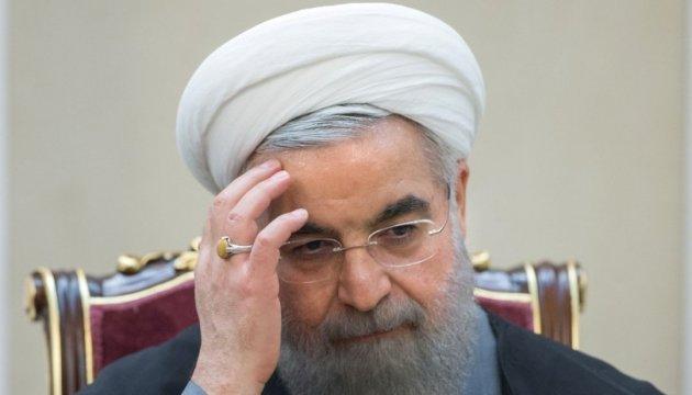 Президент Ирана: Трамп не имеет права отпускать комментарии про иранцев