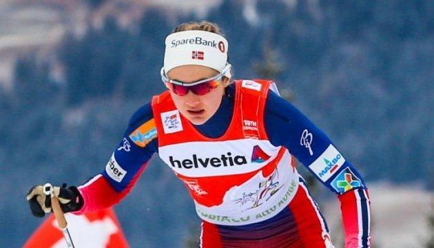 Тур де Скі: Остберг і Колонья виграли гонку переслідування в Ленцерхайде