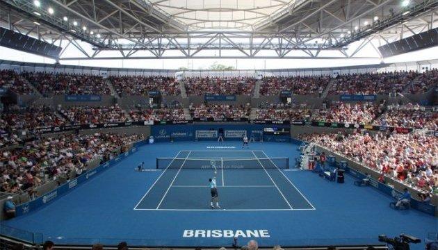 Людмила Киченок остановилась в шаге от парного полуфинала турнира WTA в Брисбене