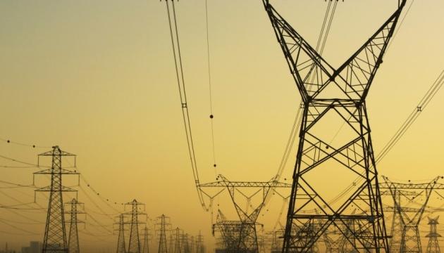Імпорт електроенергії з РФ та Білорусі у січні був менше 1%