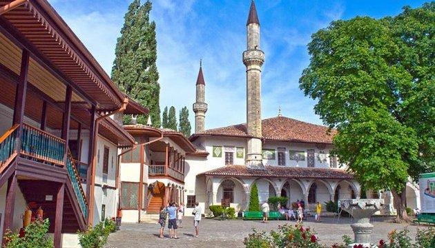 Бахчисарай. Сердце Крыма, город пяти веков