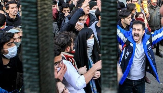 Лідер Ірану звинуватив ворогів країни в організації протестів