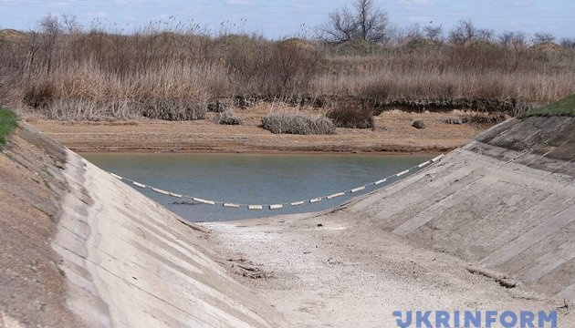 Украина не будет обеспечивать водой российские базы в Крыму - Цимбалюк