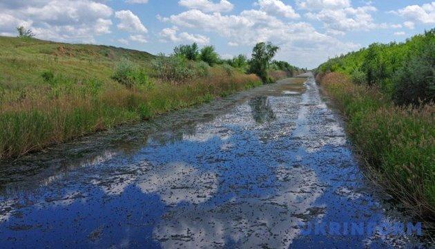 Дніпровська вода у 61-й раз пішла Північно-Кримським каналом