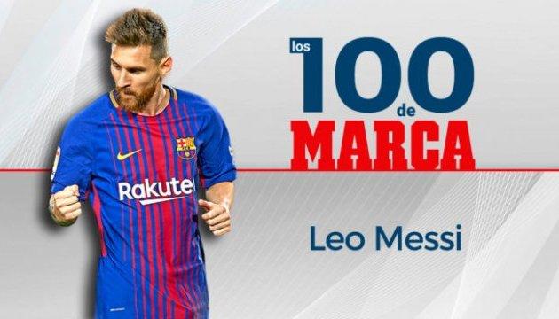 Мессі став кращим футболістом 2017 року за версією Marca; Роналду - другий
