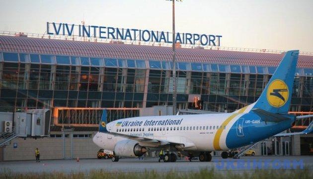 Самолёты будут чаще летать из Львова в Вену и Тель-Авив